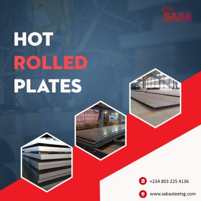 Looking for high quality hot rolled plates with competitive prices, then Saba Steel Industrial Nigeria Ltd has it all covered. Contact us – 8032254136